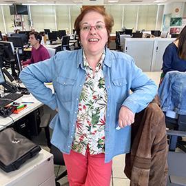 Rosa González